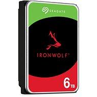 Seagate IronWolf 6TB - Pevný disk