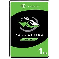 Seagate Barracuda 1TB Laptop - Hard Drive
