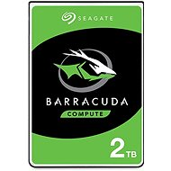 Seagate BarraCuda Laptop 2TB