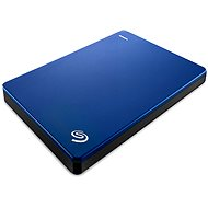 Seagate BackUp Plus Slim Portable 2TB modrý