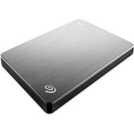 Seagate BackUp Plus Slim Portable 2TB stříbrný