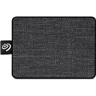 Seagate One Touch SSD 500GB, černý - Externí disk