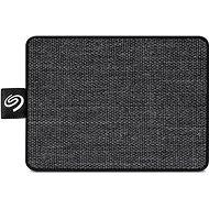 Seagate One Touch SSD 1TB, černý - Externí disk