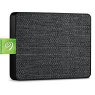 Seagate Ultra Touch SSD 500GB, černý - Externí disk