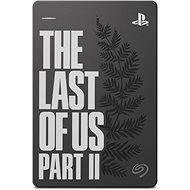 Seagate PS4 Game Drive 2TB The Last Of Us Part II - Externí disk