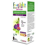 Fructolax Ovoce&Vláknina  SIRUP 250 ml - Bylinný sirup