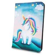 """Forever Fashion Unicorn univerzální 7-8"""" - Pouzdro na tablet"""