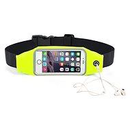 "Forever Pouzdro na telefon typu ledvinka 6.2"" žluté - Pouzdro na mobil"
