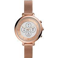 Fossil FTW7039 Monroe Hybrid HR 38mm Rose Gold Nerezová ocel  - Chytré hodinky