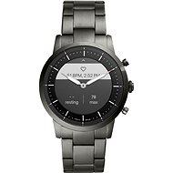 Fossil FTW7009 Hybrid HR Collider 42mm - Nerezová ocel - Chytré hodinky