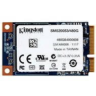 Kingston SSD 480GB SSDNow mS200 - SSD disk