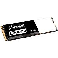Kingston KC1000 240GB - SSD disk