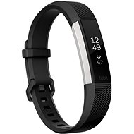 Fitbit Alta HR Black Large - Fitness náramek