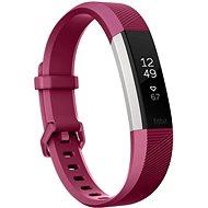 Fitbit Alta HR Fuchsia Small - Fitness náramek