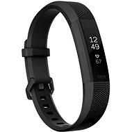 Fitbit Alta HR Black Gunmetal Large - Fitness náramek