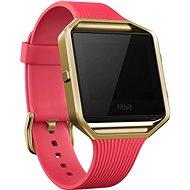 Fitbit Blaze Tapered Pink Gold Large - Chytré hodinky
