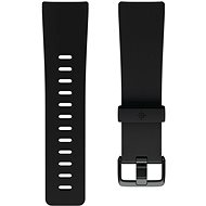 Fitbit Versa Classic Accessory Band, Black, Large
