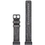9836d3ec2 Fitbit Charge 3 Accessory Band Woven Charcoal Small - Řemínek