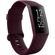 Fitbit Charge 4 (NFC) - Rosewood/Rosewood - Fitness Bracelet