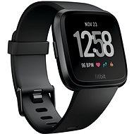 Fitbit Versa - Black / Black Aluminum - Chytré hodinky