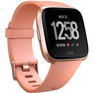 Fitbit Versa - Peach / Rose Gold Aluminum - Chytré hodinky