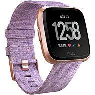 Fitbit Versa - Lavender Woven - Chytré hodinky