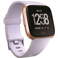 Fitbit Versa - Rose Gold / Periwinkle - Chytré hodinky