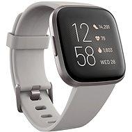 Fitbit Versa 2 (NFC) - Stone/Mist Grey - Chytré hodinky