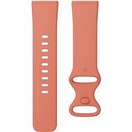 Fitbit Sense & Versa 3 Infinity Band Pink Clay Large - Řemínek
