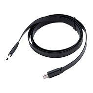 AKASA PROSLIM, USB 3.1 Gen2 typ C propojovací kabel / AK-CBLD08-12BK - Datový kabel