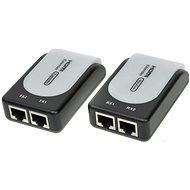 PremiumCord HDMI extender na 60m - Redukce