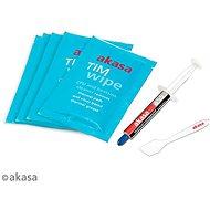 AKASA čistící ubrousky a pasta - TIM Wipes Kit / AK-TCW-03 - Příslušenství