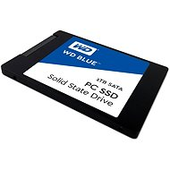 "WD Blue PC SSD 1TB 2.5"" - SSD disk"