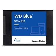 "WD Blue 3D NAND SSD 4TB 2.5"" - SSD disk"