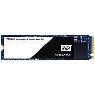 WD Black PCIE SSD 256GB - SSD disk