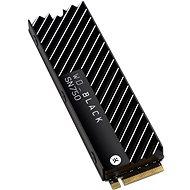 WD Black SN750 NVMe SSD 1TB Heatsink - SSD disk