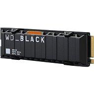 WD Black SN850 500GB Heatsink - SSD disk