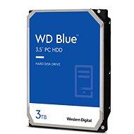 WD Blue 3TB - Pevný disk