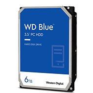 WD Blue 6TB - Pevný disk