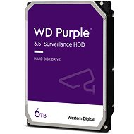 WD Purple 6TB - Pevný disk