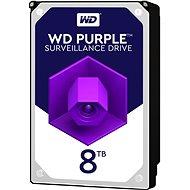 WD Purple NV 8TB - Pevný disk