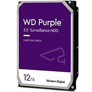 WD Purple NV 12TB - Pevný disk