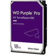 WD Purple Pro 18TB - Pevný disk