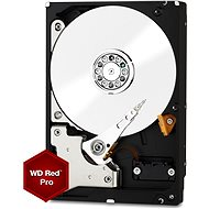 WD Red Pro 6TB 128MB cache - Pevný disk