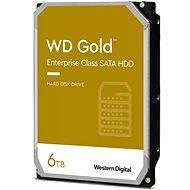 WD Gold 6TB - Pevný disk
