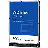 WD Blue Mobile 500GB - Pevný disk
