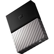 "WD 2.5"" My Passport Ultra Metal 2TB černo/šedý slim"