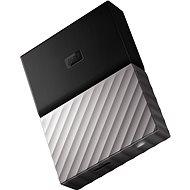 """WD 2.5"""" My Passport Ultra Metal 4TB černo/šedý - Externí disk"""