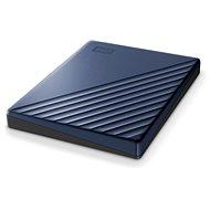 """WD 2.5"""" My Passport Ultra 4TB modro-černý - Externí disk"""