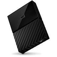 """WD 2.5"""" My Passport 4TB černý - Externí disk"""